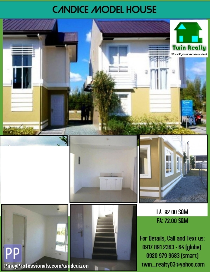 Affordable Single Attach Candice Model Real Estate House For Sale In Caloocan City Metro Manila 31051 Pinoyprofessionals Com