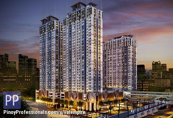 Apartment and Condo for Sale - MAKATI 2BR CONDO AS LOW AS 18,000 MONTHLY. RESORT-TYPE. NO DOWNPAYMENT AND EASY TO OWN