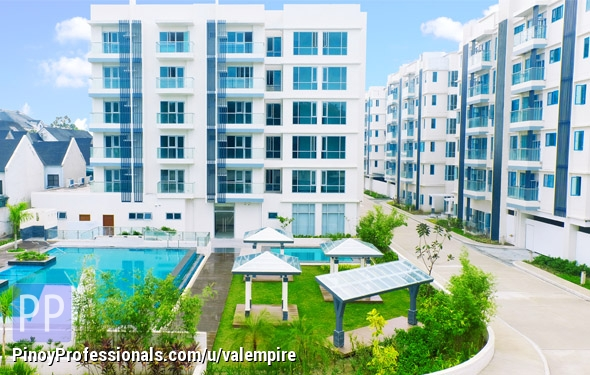 Apartment and Condo for Sale - KATIPUNAN QC RFO CONDO NEAR ATENEO AND UP DILIMAN. RENT-TO-OWN! LIMITED UNITS LEFT!