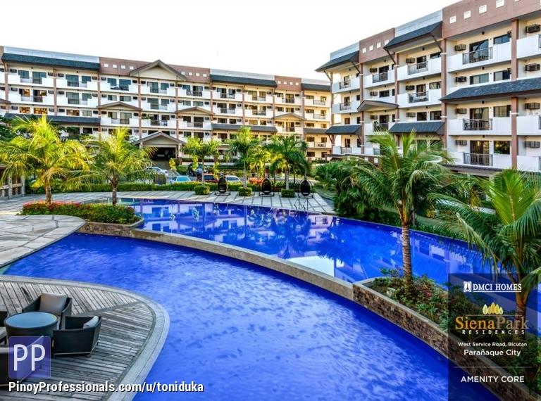 Apartment and Condo for Sale - 3BR condo near SM Bicutan SIENA