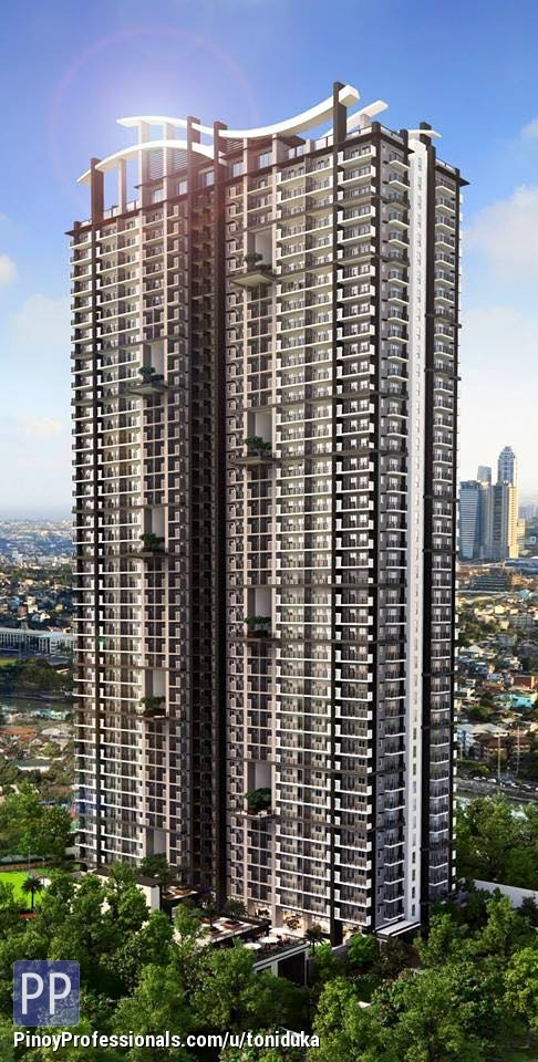 Apartment and Condo for Sale - 1BR Cheapest and Best Condo in MANDALUYONG SHERIDAN Towers