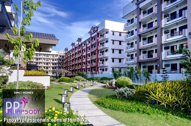Apartment and Condo for Sale - Affordable Condo Ready For Occupancy in Alabang Rhapsody