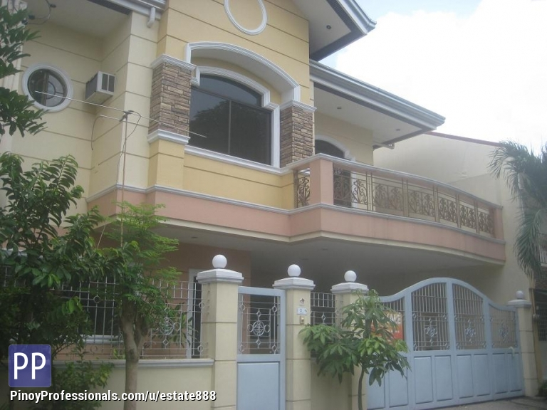 House for Sale - Greenpark Village Cainta House Near Malls and Train Station