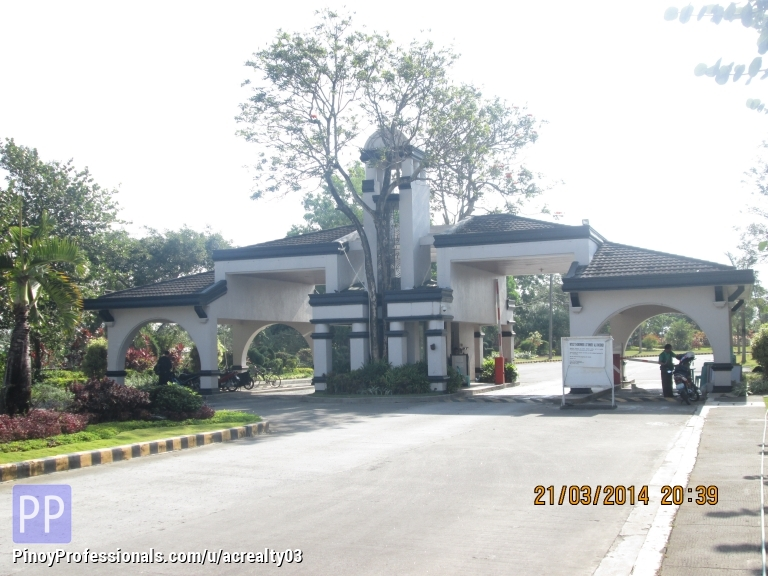 Land for Sale - GREEN MEADOWS @ the Orchard Residential Estates Dasmarinas Cavite