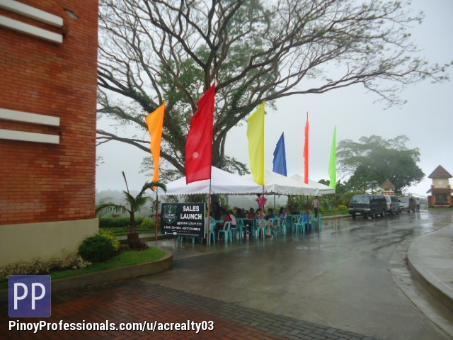 Land for Sale - LUXURRE RESIDENCES TAGAYTAY