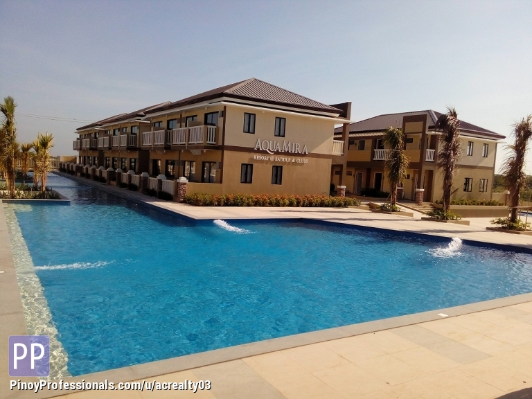Apartment and Condo for Sale - Aquamira Resort and Residences