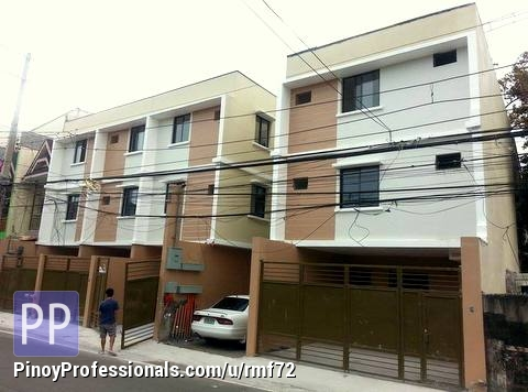 project 8 area townhouse for sale in quezon city
