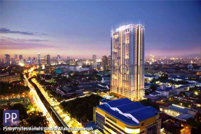 Apartment and Condo for Sale - Condo in Taft avenue Ermita Manila in front of Rizal Park