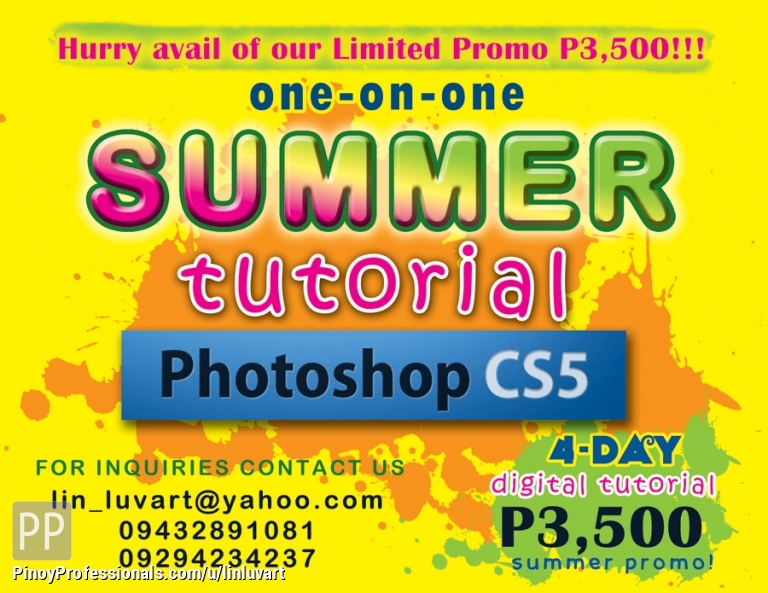 Arts and Crafts - Adobe Photoshop CS5 One-on-One Tutorial