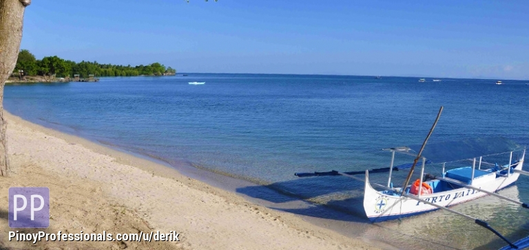 Beach Resort Community San Juan Batangas - Real Estate/Land