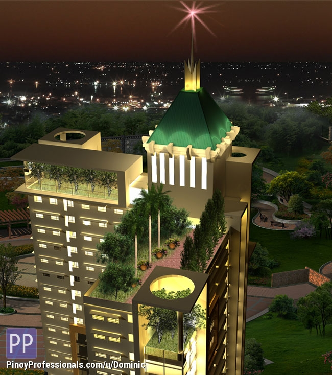 Apartment and Condo for Sale - Lease-to-own condominium in Marikina CIty