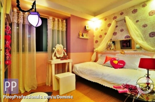 Apartment and Condo for Sale - Rent to Own condo in Marikina 12,000 a month