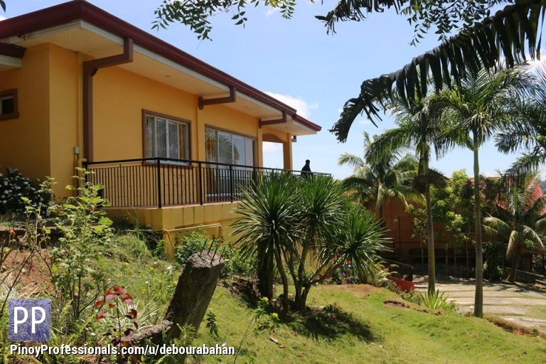 P 25m House And Lot In Busay Cebu Overlooking Resthouse For Sale
