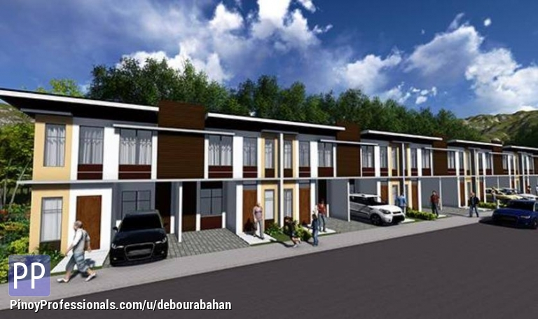 House for Sale - Townhouses for sale at Naga, Cebu