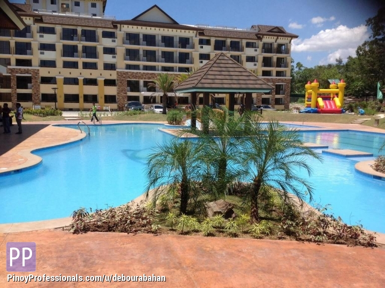 Apartment and Condo for Sale - 2 Bedrooms Residential Condominium Unit for sale at One Oasis Cebu, Cebu City
