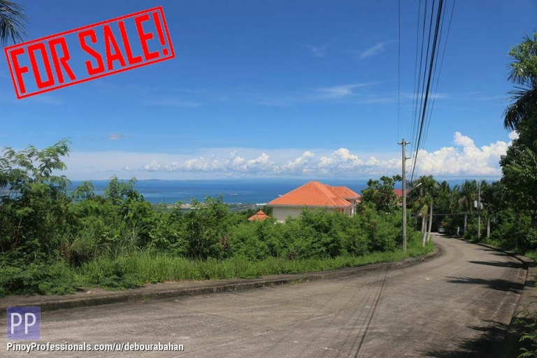 Land for Sale - 818 sq.m. Residential Lot for sale at Alta Vista Residential Estate,Golf and Country Club,Cebu City