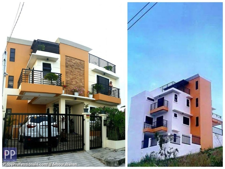 House for Sale - 3-Storey House and Lot for sale at Talisay City, Cebu