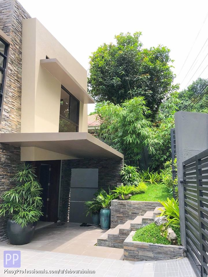 House for Sale - House and Lot with pool for sale at Maria Luisa Cebu City