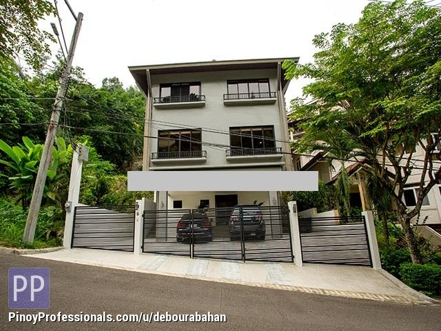 House for Sale - Fully Furnished House and Lot for sale in Maria Luisa, Banilad Cebu City