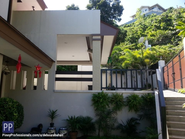 House for Sale - Php 30M House and Lot for sale in Maria Luisa, Cebu City