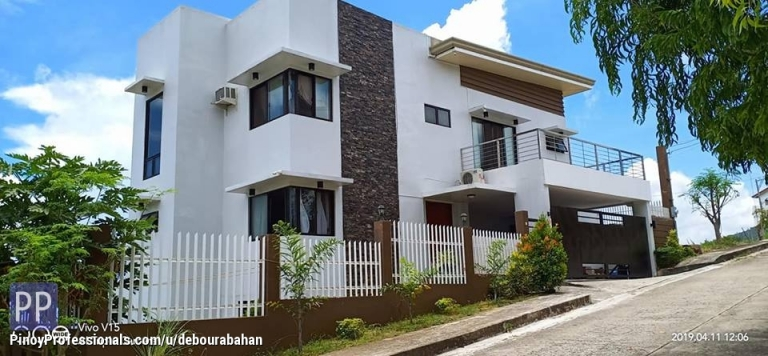 Rush Sale Overlooking House and Lot for Sale at Talisay City