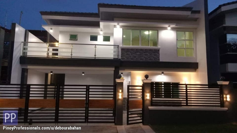 House for Sale - 2-Storey House and Lot for sale at Mandaue City, Cebu