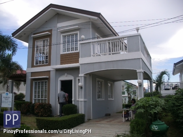 House for Sale - Ready for Occupancy RFO House and Lot in Cavite 3BR Single Detached