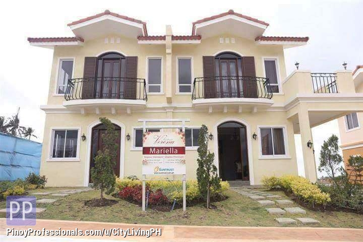 House for Sale - MARIELLA PREMIUM House and Lot in Suntrust Verona Single Detached near Tagaytay and Nuvali