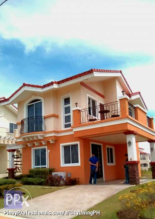House for Sale - FIORENZA PREMUIM House and Lot in Suntrust Verona Single Detached near Tagaytay and Nuvali