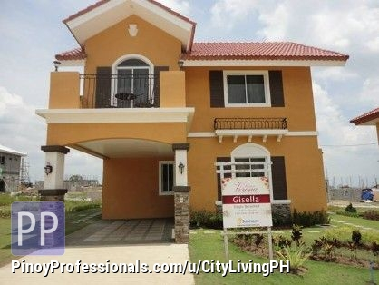 House for Sale - GISELLA House and Lot in Suntrust Verona Single Detached near Tagaytay and Nuvali