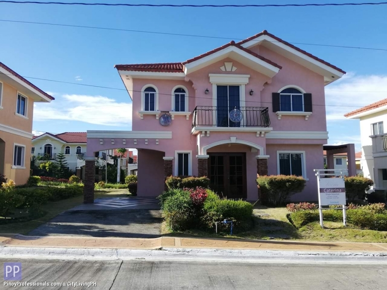 House for Sale - CATERINA House and Lot in Suntrust Verona Single Detached near Tagaytay and Nuvali