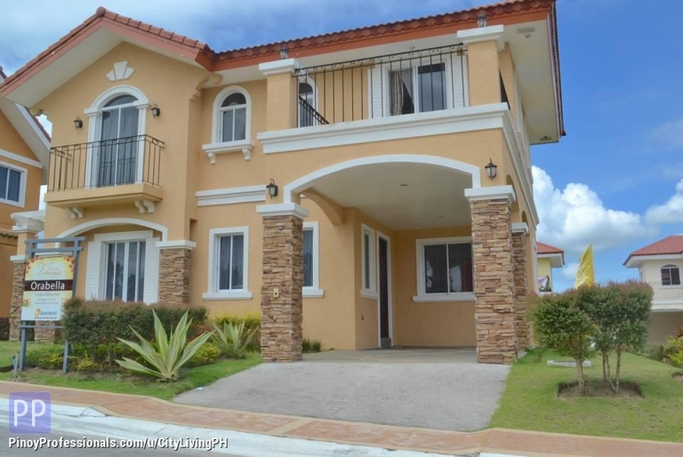 House for Sale - ORABELLA House and Lot in Suntrust Verona Single Detached near Tagaytay and Nuvali