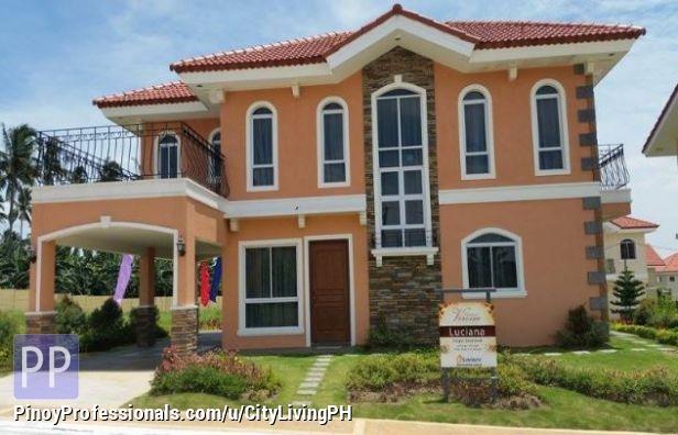 House for Sale - Verona Single Detached House 4BR near Tagaytay and Nuvali LUCIANA Model
