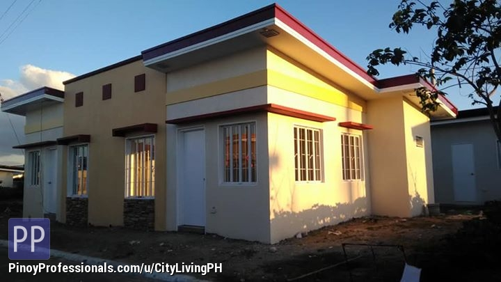 House for Sale - RFO 2BR Bungalow House in Calamba Laguna