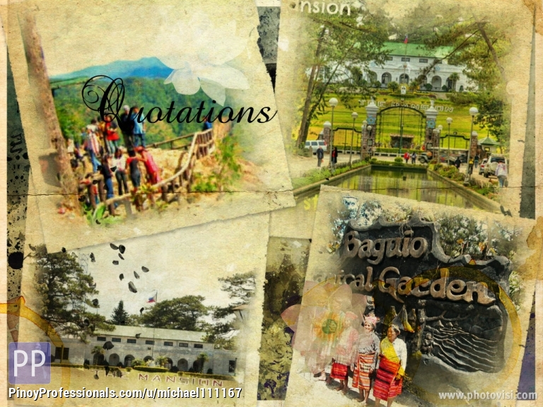 Vacation Packages - Explore BAGUIO
