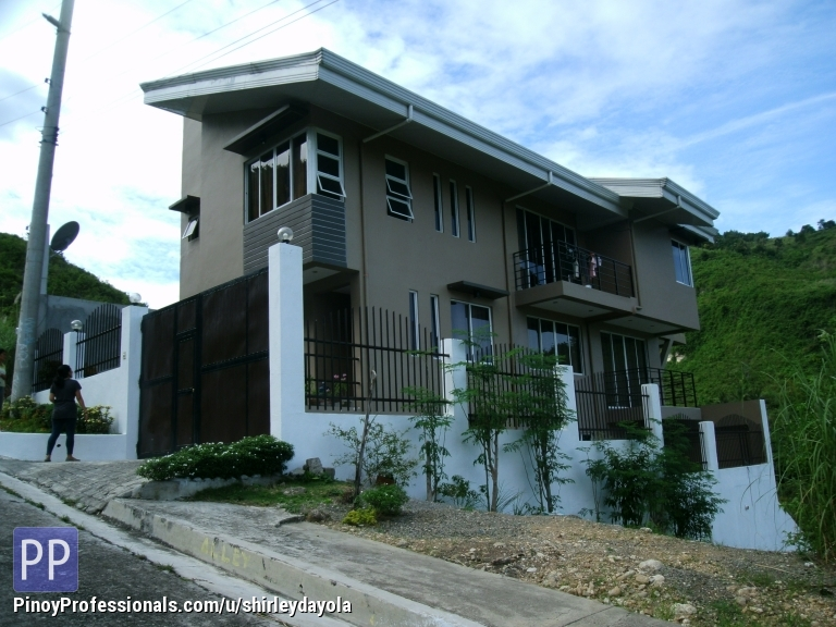 House Lot For Sale Ready For Occupancy Unit At Pacific Heights Subdivision Candulawan Bulacao
