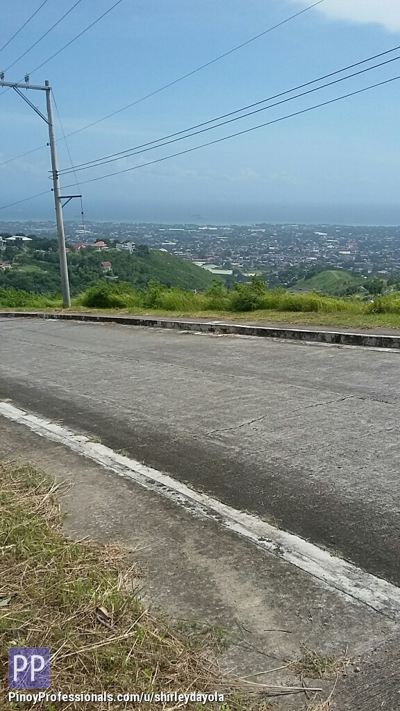 Land for Sale - Overlooking Lot @ Vista Grande Subd. Phase 2, Bulacao Talisay City, Cebu