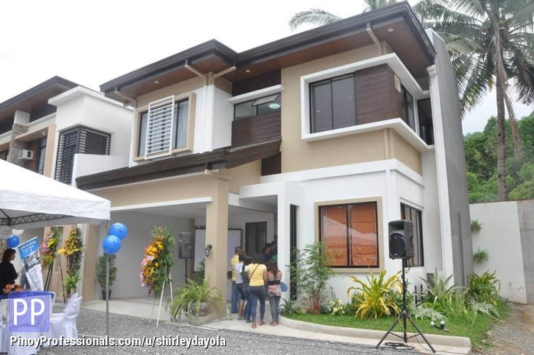 House for Sale - 4 BEDROOMS HOUSE & LOT NEAR NORTH GENERAL HOSPITAL IN TALAMBAN CEBU