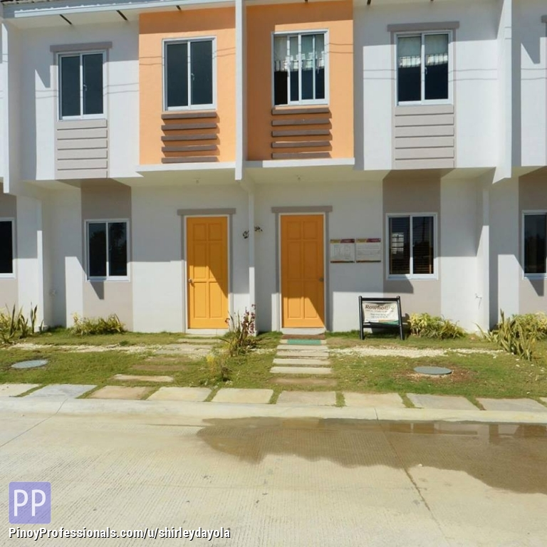 House for Sale - Townhouses unit for sale Richwood Homes, Poblacion Compostela Cebu