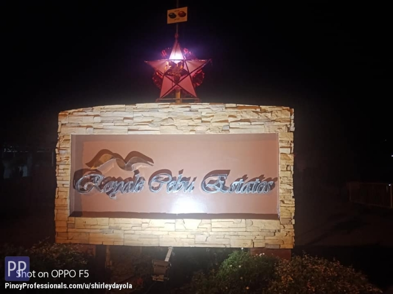 Land for Sale - Lot for sale Royal Cebu Estate, Casili Consolacion Cebu