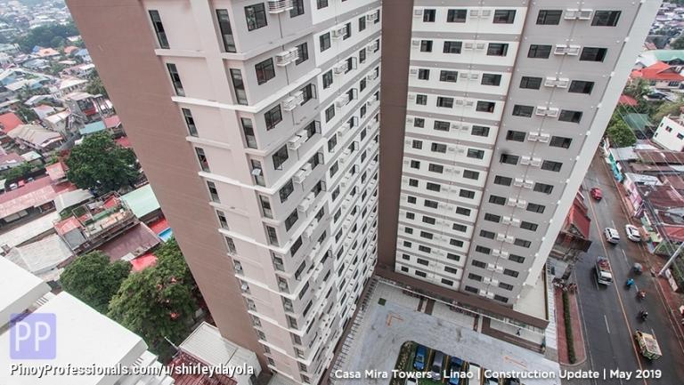 Apartment and Condo for Sale - ONE BEDROOM CONDOMINIUM UNIT AT CASAMIRA TOWERS, LABANGON