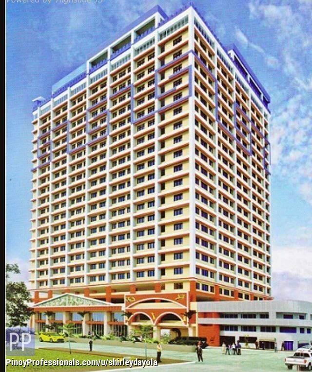 Apartment and Condo for Sale - One Bedroom Condominium unit Parthenon Residences within Cebu City