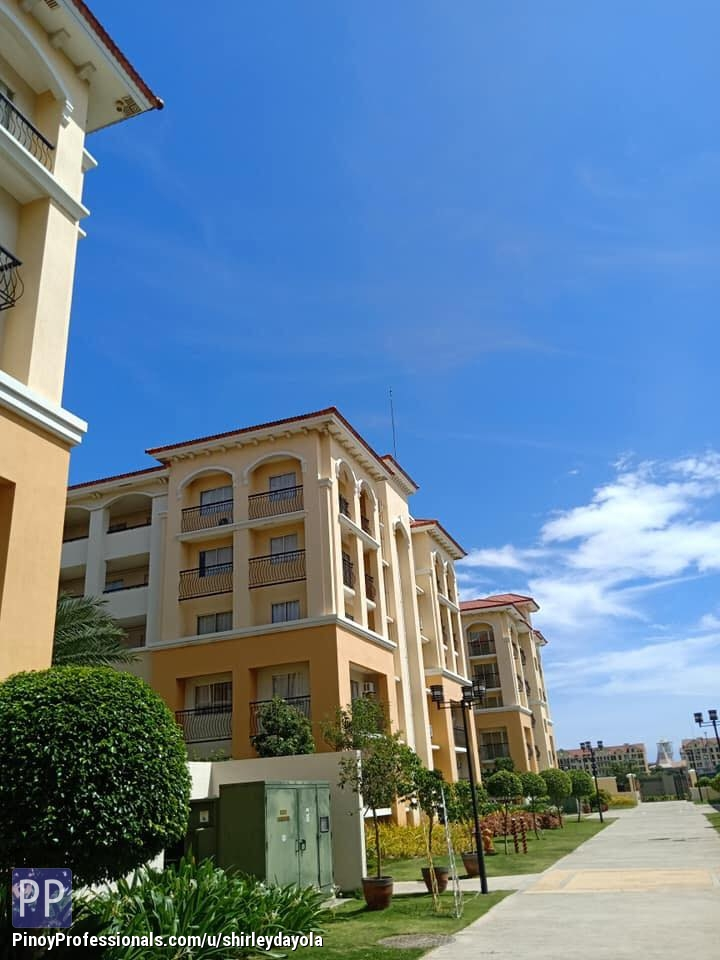 Apartment and Condo for Sale - 2 Bedrooms unit SanRemo Oasis at City De Mari, south coastal Road, Cebu city