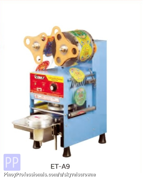 Business and Industrial - ETON AUTO SEALING MACHINE ET-A9