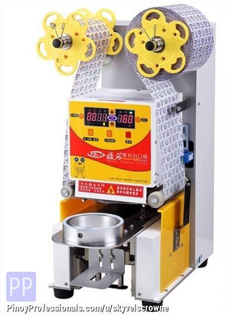 Business and Industrial - YIFANG TABLE TYPE SEALING MACHINE-ET-95SN TAIWAN