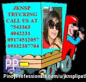 Transportation Services - JKNSP LIPAT BAHAY / OFFICE TRANSFER SERVICES