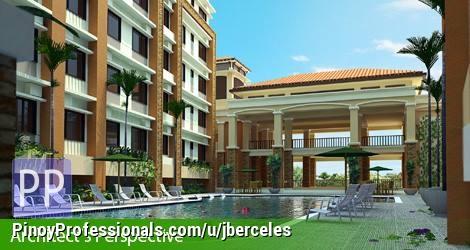 Apartment and Condo for Sale - 24.3sqm Studio Type Condo For Sale in Las Pinas
