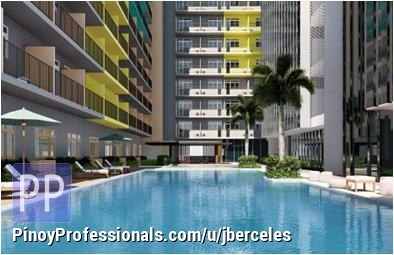 Apartment and Condo for Sale - Bay Area Condo For Sale P20,000/mo. Near MOA