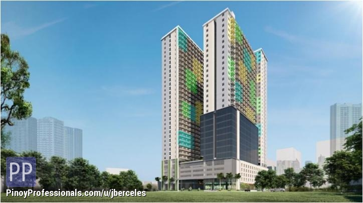Apartment and Condo for Sale - Pasay Condo For Sale P20k/mo. Near Vito Cruz