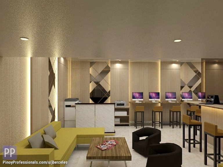 Apartment and Condo for Sale - Studio Near UST Condominium For Sale No Down Payment